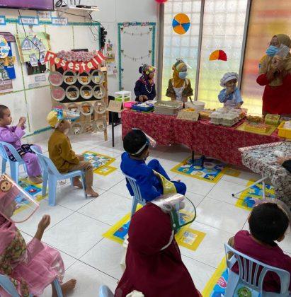 islamic kindergarten Bukit Rahman Putera