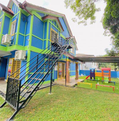 islamic kindergarten Bukit Rahman Putera Sungai Buloh