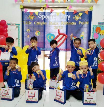 islamic preschool Bukit Rahman Putera Sungai Buloh